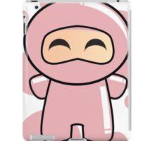 Pink Ninja iPad Case/Skin