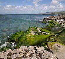 Clare coast by Simone Kelly