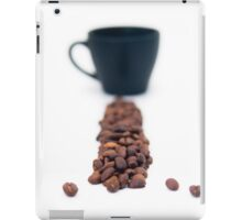 Coffee beans iPad Case/Skin