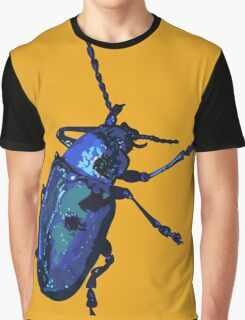 Water Beetle Graphic T-Shirt