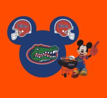 Florida Gators Mickey Mouse fan by sweetsisters