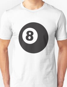 8 Ball Pool T-shirt T-Shirt