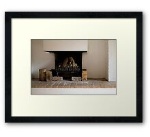 grandfather of modernism Framed Print