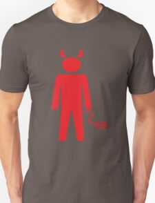 Devil Man Symbol T-Shirt