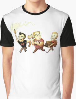 DST Mark Bob and Wade Graphic T-Shirt