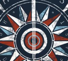 The Wanderers (STICKER - BLUE) Sticker