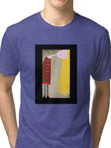 Unadjusted Tri-blend T-Shirt