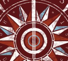 The Wanderers (STICKER - RED) Sticker