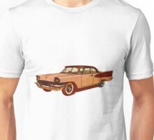 1957 Chrysler Windsor Unisex T-Shirt