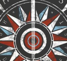 The Wanderers (STICKER - GRAY) Sticker