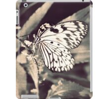 If Nothing Ever Changed, There'd Be No Butterflies iPad Case/Skin
