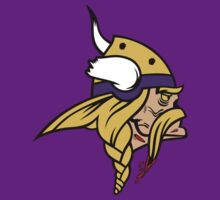 Minnesota Vikings Zombified by kingUgo