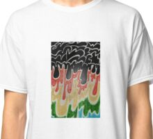 Neon Drips Classic T-Shirt