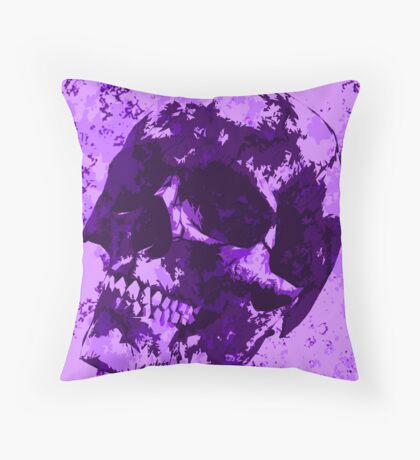 things of the past Throw Pillow