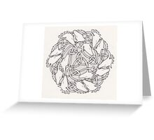 Capaill Uisce  Greeting Card