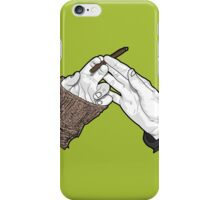 Sharing is Caring! iPhone Case/Skin