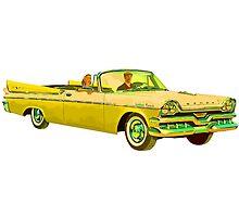 1957 Dodge Custom Royal Lancer by boogeyman