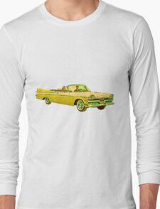 1957 Dodge Custom Royal Lancer Long Sleeve T-Shirt