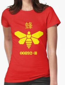 Meth Barrel Logo - Breaking Bad Womens Fitted T-Shirt
