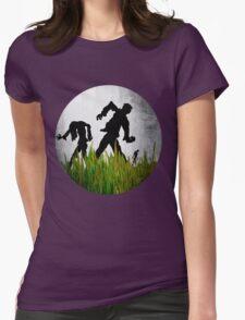 RUN! Womens Fitted T-Shirt