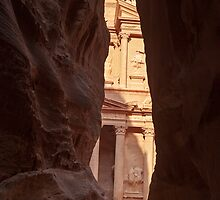 The Siq6. by bulljup