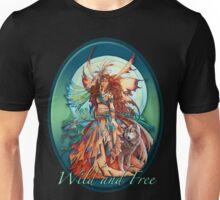 Wolf Fairy Unisex T-Shirt