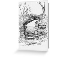 Dunboy Castle  Greeting Card