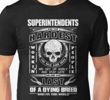superintendent Unisex T-Shirt
