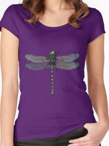 Dragon Fly Women's Fitted Scoop T-Shirt