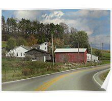 Rural Road 2 Poster