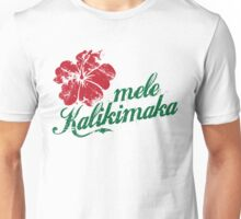 Mele Kalikimaka Unisex T-Shirt