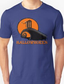 HALLOWHOEEN Unisex T-Shirt