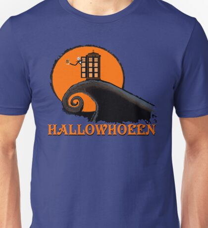 HALLOWHOEEN Unisex T-Shirt