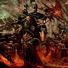 Black Legion Forwards by FailedDEATH666