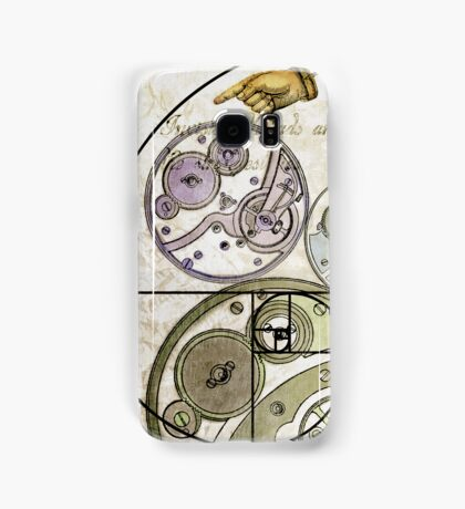 everything's connected Samsung Galaxy Case/Skin