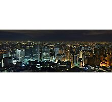 Sao Paulo Downtown Skyline Photographic Print
