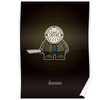 Mini Jason Poster
