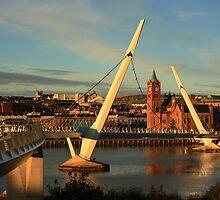 County Derry by Adrian McGlynn
