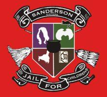 Sanderson Academy Baby Tee