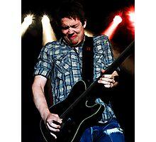 Jonny Lang Blues Guitarist Photographic Print