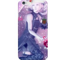 "FF13 LR: Lumina ""Merry Christmas"" iPhone Case/Skin"