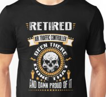 Retired Air Traffic Controller Unisex T-Shirt