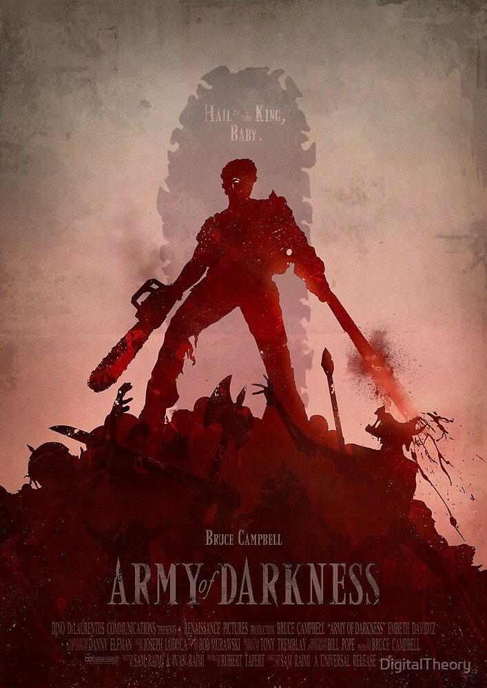 Army Of Darkness by DigitalTheory