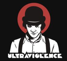 Ultraviolence - Alex from Clockwork Orange by santilopez