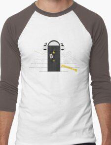 Messages for Sherlock Men's Baseball ¾ T-Shirt