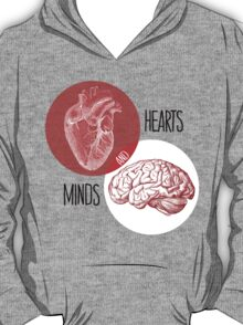 Hearts and Minds T-Shirt