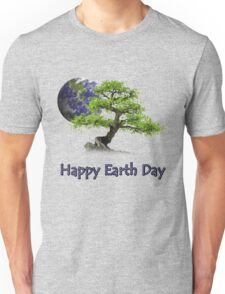 Happy Earth Day Unisex T-Shirt