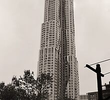 New York by Gehry by VDLOZIMAGES