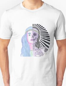 Living and Dead (Round, Colour) T-Shirt