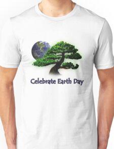 Celebrate Earth Day Unisex T-Shirt